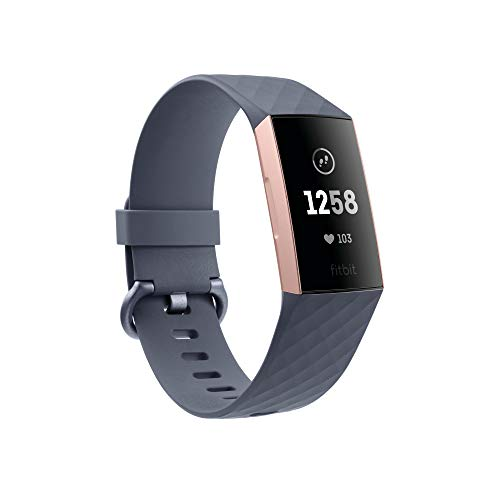 Fitbit Charge 3, Tracker Avanzato...